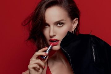 CHRISTIAN DIOR ROUGE DIOR FILM CAMPAIGN STARRING NATALIE PORTMAN