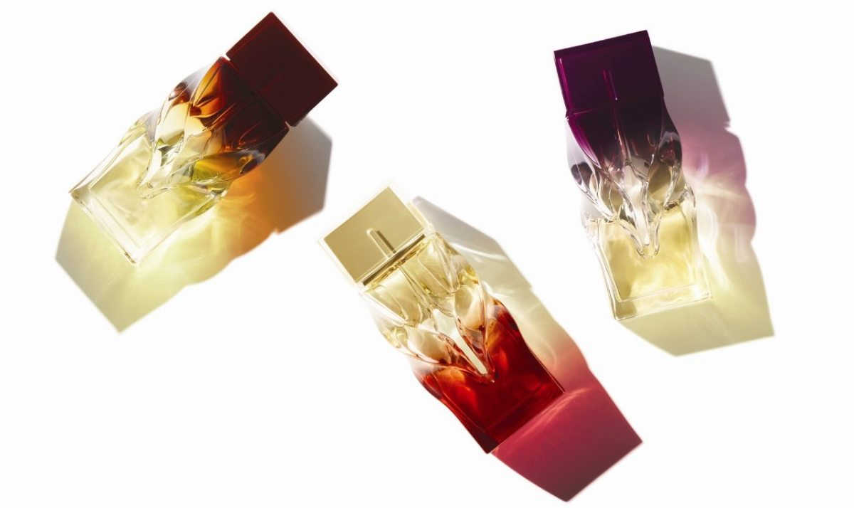 CHRISTIAN LOUBOUTIN FIRST FRAGRANCE COLLECTION