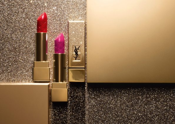 YVES SAINT LAURENT BEAUTY HOLIDAY 2016 SPARKLE CLASH COLLECTION