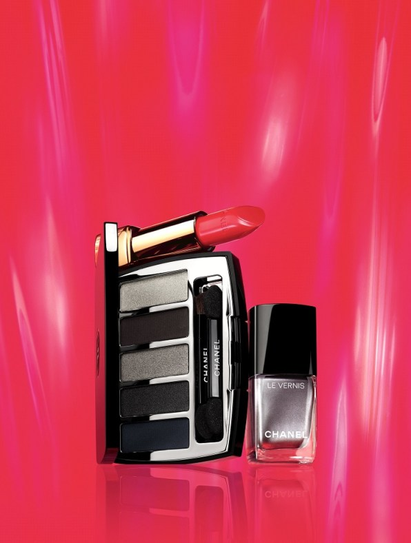 CHANEL 'SYNTHETIC DE CHANEL' HOLIDAY 2016 MAKEUP COLLECTION