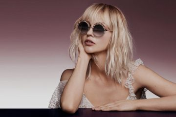 JIMMY CHOO FALL 2016 EYEWEAR FILM CAMPAIGN