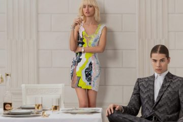 VERSACE HOLIDAY GIFT FACTORY FILM