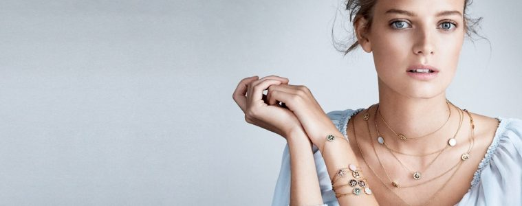CHRISTIAN DIOR ROSE DES VENTS JEWELRY COLLECTION