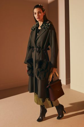 FENDI PRE-FALL 2017 COLLECTION
