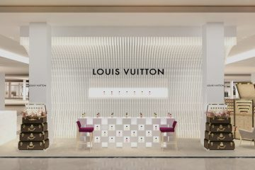 LOUIS VUITTON LES PARFUMS AMERICAN POP-UP SHOP