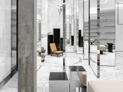 SAINT LAURENT NEW BOUTIQUE IN MIAMI