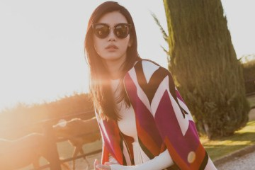 SALVATORE FERRAGAMO TUSCAN TALES EYEWEAR COLLECTION FILM