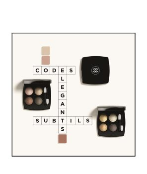 CHANEL COCO CODES SPRING 2017 MAKEUP COLLECTION