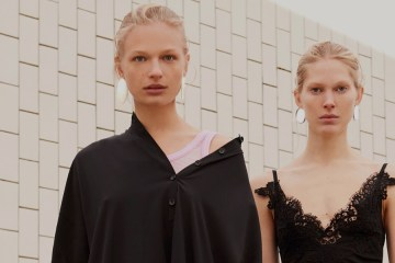 GIVENCHY PRE-FALL 2017 COLLECTION FILM