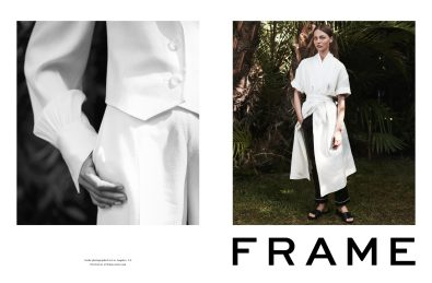 FRAME SPRING 2017 AD CAMPAIGN