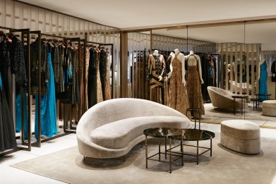 ELIE SAAB FIRST AMERICAN FLAGSHIP STORE IN NEW YORK