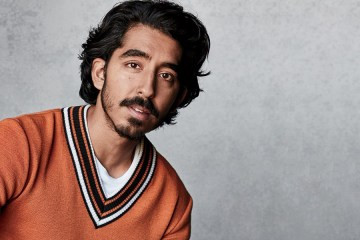GIORGIO ARMANI FILMS OF CITY FRAMES 2017 WITH DEV PATEL