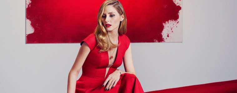 PIAGET POSSESSION COLOR FILM CAMPAIGN STARRING OLIVIA PALERMO