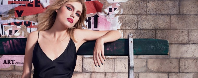 YVES SAINT LAURENT BEAUTY 'THE STREET AND I' SPRING 2017 COLLECTION