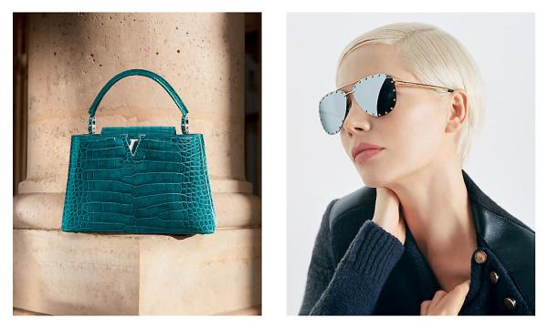 LOUIS VUITTON 'SPIRIT OF TRAVEL' SPRING 2017 AD CAMPAIGN FEATURING MICHELLE WILLIAMS