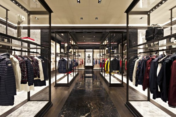 MONCLER FIRST AUSTRALIAN BOUTIQUE IN MELBOURNE