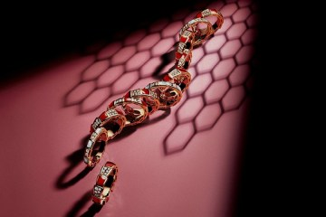 BULGARI SERPENTI RING COLLECTION FILM
