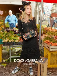 DOLCE & GABBANA FALL 2017 AD CAMPAIGN 11
