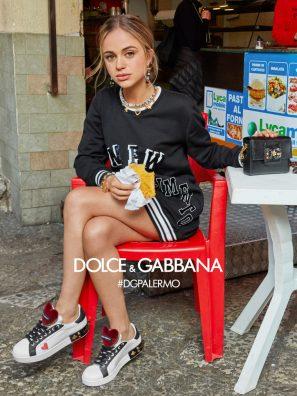 DOLCE & GABBANA FALL 2017 AD CAMPAIGN 2