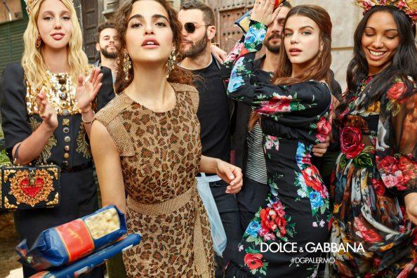 DOLCE & GABBANA FALL 2017 AD CAMPAIGN 4