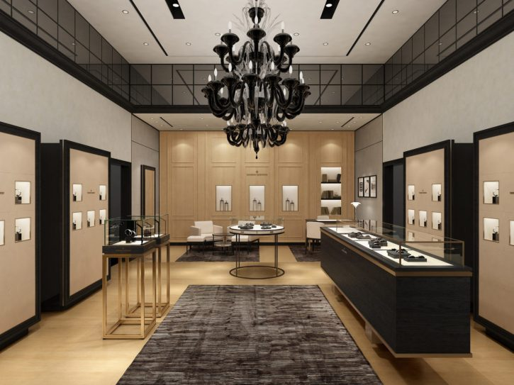 VACHERON CONSTANTIN FIRST CANADIAN BOUTIQUE IN TORONTO