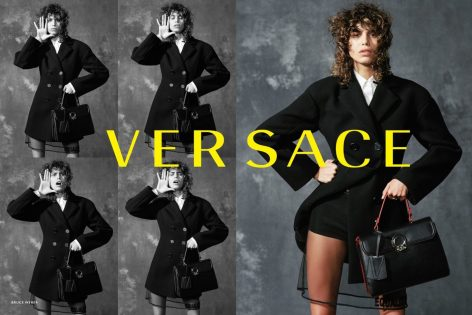 VERSACE FALL 2017 AD CAMPAIGN
