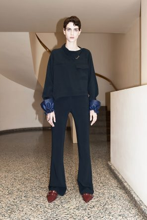 VICTORIA BECKHAM RESORT 2018 COLLECTION 19