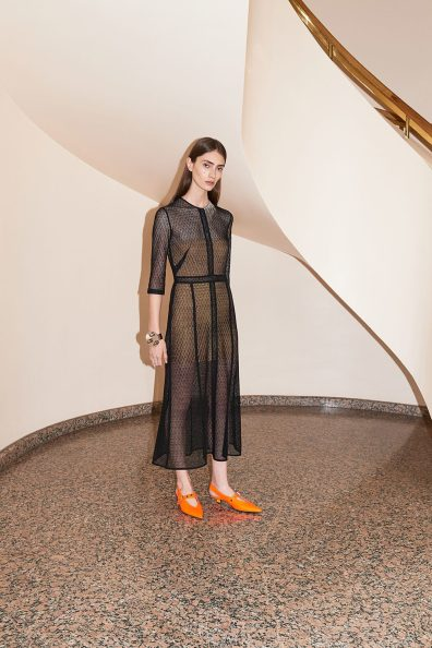 VICTORIA BECKHAM RESORT 2018 COLLECTION 25