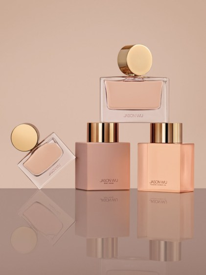 JASON WU FIRST FRAGRANCE COLLECTION