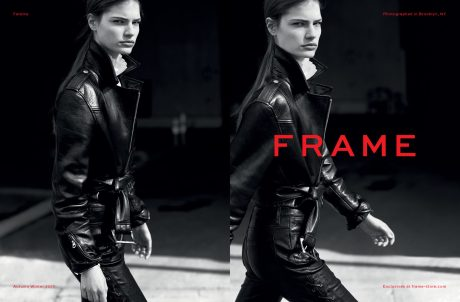 FRAME FALL 2017 AD CAMPAIGN