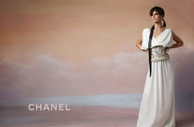CHANEL RESORT 2018 AD CAMPAIGN