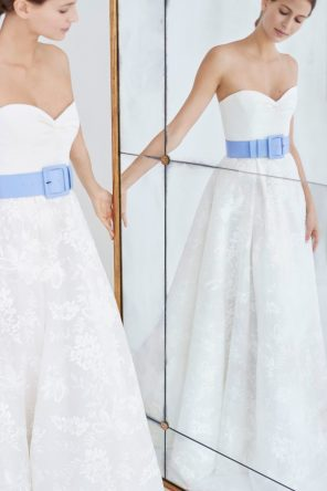 CAROLINA HERRERA FALL 2018 BRIDAL COLLECTION