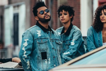 PUMA X THE WEEKND PARALLEL DENIM COLLECTION