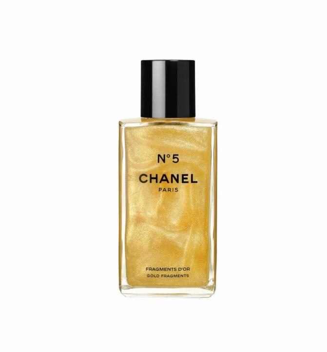 CHANEL NO. 5 L'EAU HOLIDAY 2017 FRAGRANCE COLLECTION 3