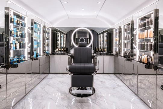 TOM FORD BEAUTY FIRST BOUTIQUE IN LONDON