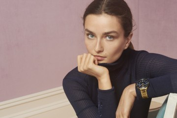 TORY BURCH TORYTRACK HYBRID SMARTWATCH COLLECTION FILM