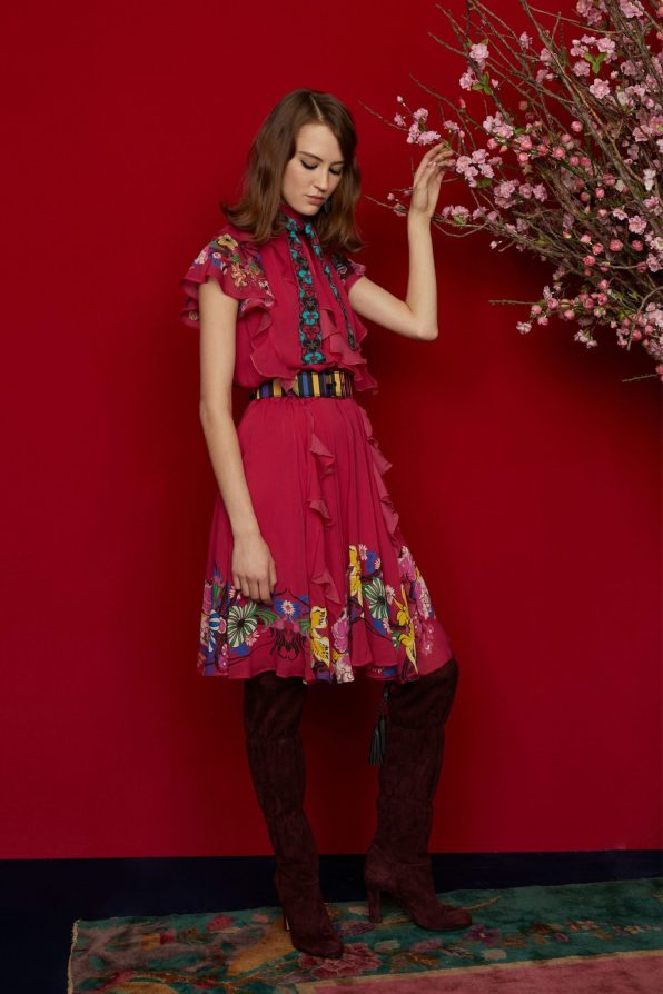 ETRO PRE-FALL 2018 COLLECTION 19