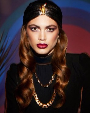 MARC JACOBS BEAUTY HOLIDAY 2017 AD CAMPAIGN