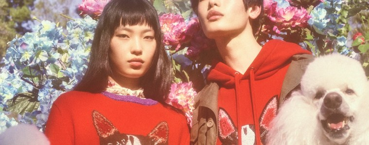 GUCCI CHINESE NEW YEAR CAPSULE COLLECTION