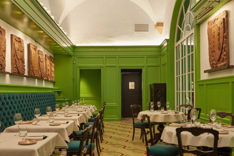 GUCCI OSTERIA RESTAURANT IN FLORENCE