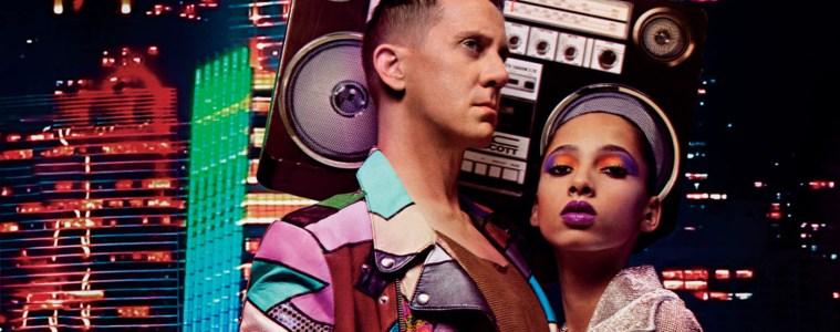 MAC COSMETICS X JEREMY SCOTT COLLECTION