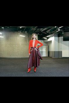 NINA RICCI PRE-FALL 2018 COLLECTION