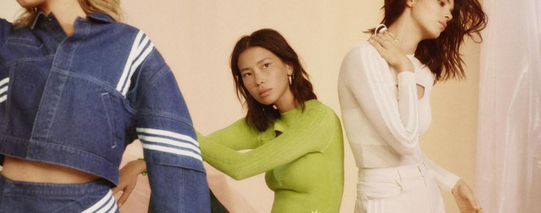 ADIDAS ORIGINALS X DANIELLE CATHARI CAPSULE COLLECTION