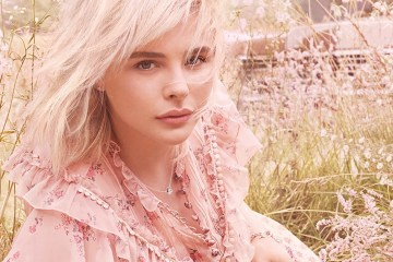 COACH FLORAL FRAGRANCE FILM STARRING CHLOE GRACE MORETZ