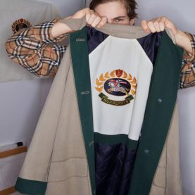 BURBERRY FEBRUARY 2018 CAPSULE COLLECTION 11