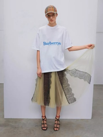 BURBERRY FEBRUARY 2018 CAPSULE COLLECTION 2