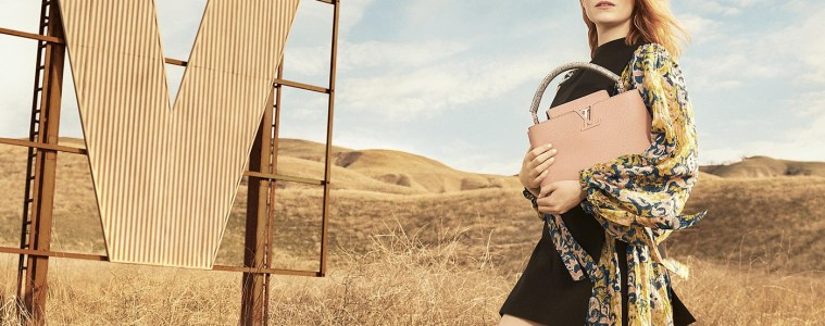 LOUIS VUITTON 2018 SPIRIT OF TRAVEL AD CAMPAIGN FEATURING EMMA STONE
