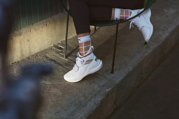 PUMA X SELENA GOMEZ PHENOM LUX SNEAKER COLLECTION