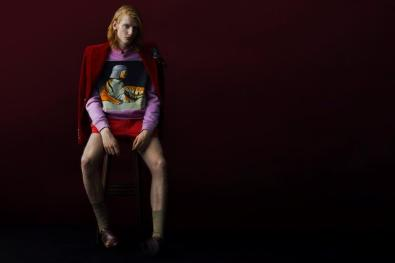 GUCCI #GUCCIHALLUCINATION LIMITED-EDITION COLLECTION