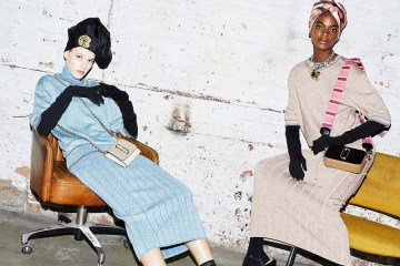 MARC JACOBS SPRING 2018 ACCESSORIES AD CAMPAIGN
